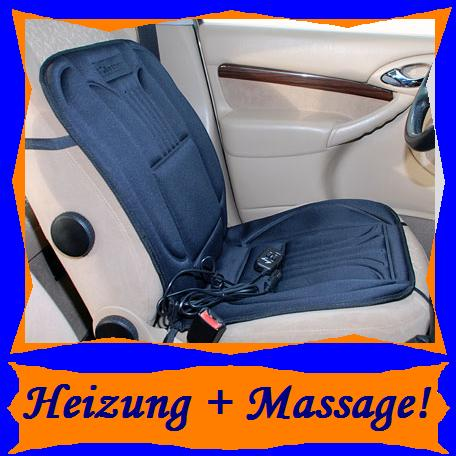 auto sitzauflage mit heizung massage sitzheizung. Black Bedroom Furniture Sets. Home Design Ideas